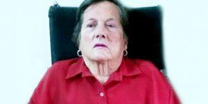 Sandra Maria Zorzeto, moradora de Cosmópolis, falece aos 71 anos