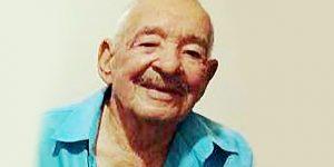 Seu Cardoso da Horta, morador de Cosmópolis, falece aos 90 anos